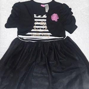 Hello Kitty Girls Dress Size L (10-12)